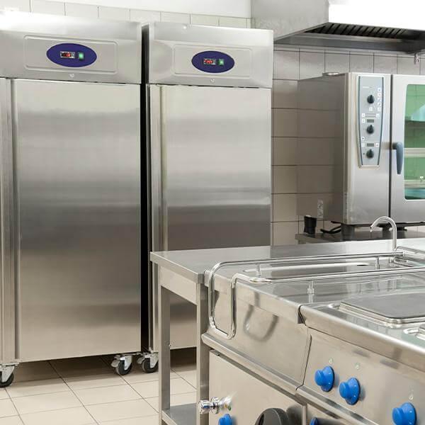 wyposażenie kuchni wrestauracji